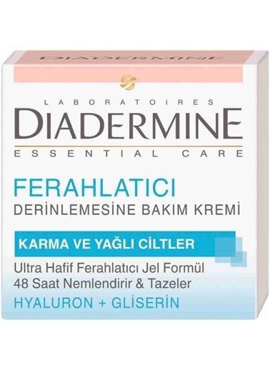 Diadermine Diadermine Essential Care Ferahlatıcı Krem 50 Ml Renksiz